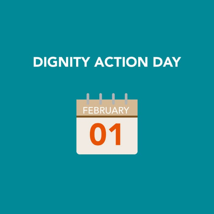 Dignity Action Day