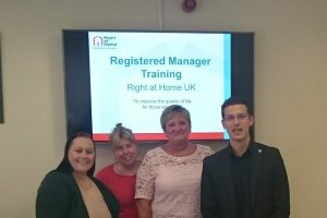 Registered Manager Training 11-8-16